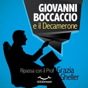 Giovanni Boccaccio e il Decamerone.