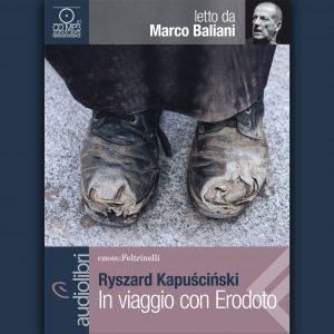 In viaggio con Erodoto letto da Marco Baliani