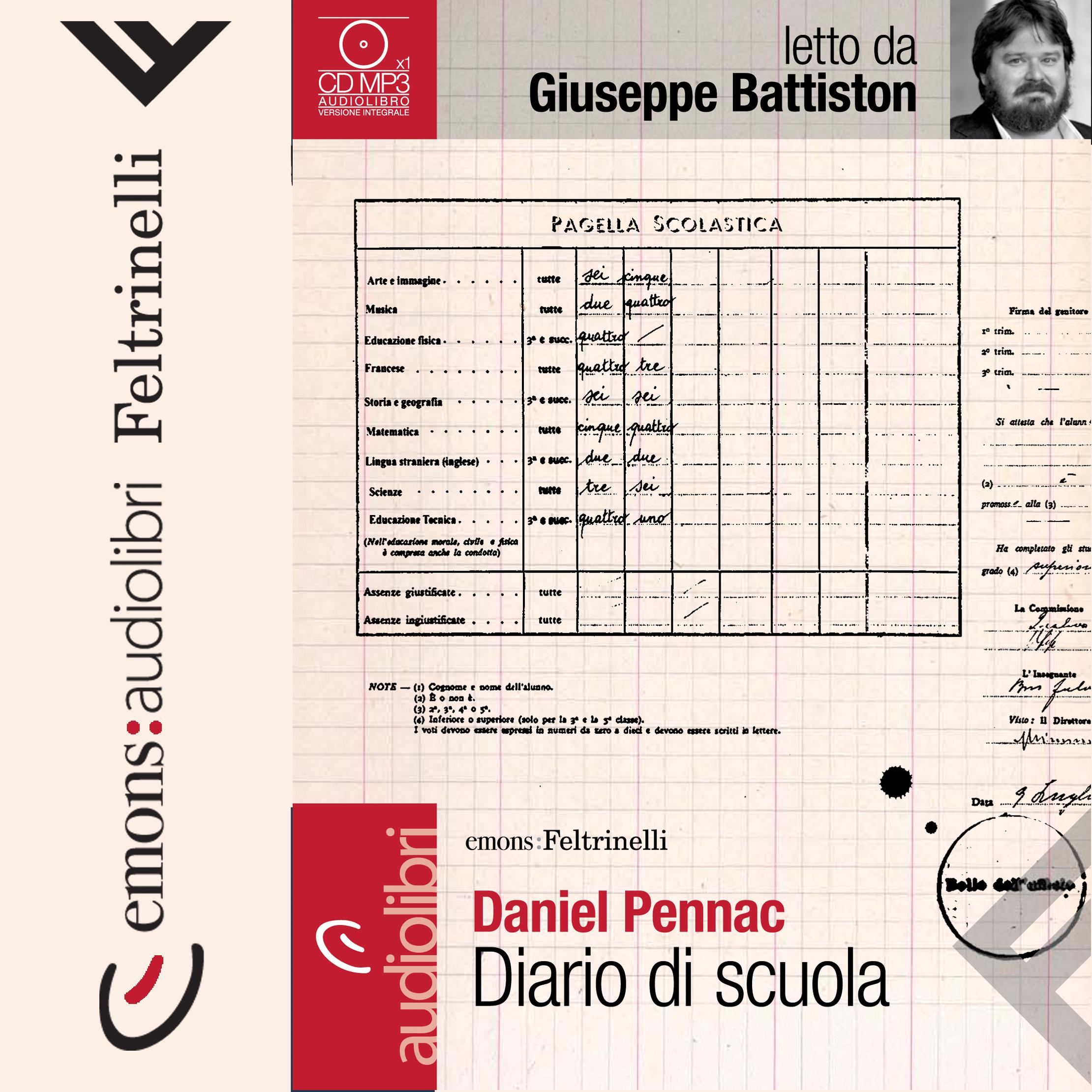 Diario di scuola letto da Giuseppe Battiston-0