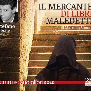 Il mercante di libri maledetti letto da Stefano Pesce