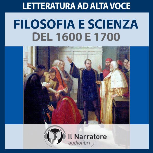Filosofia e scienza del 1600 e 1700-0