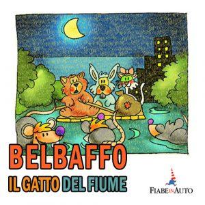 Belbaffo, il gatto del fiume
