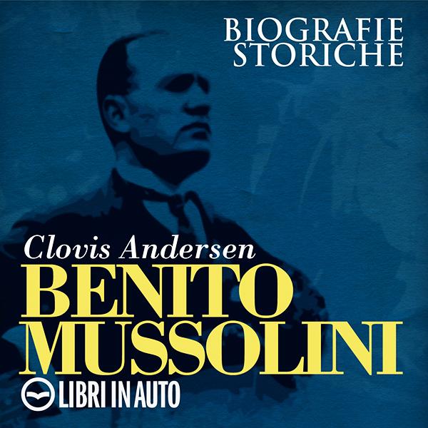 Benito Mussolini. -0