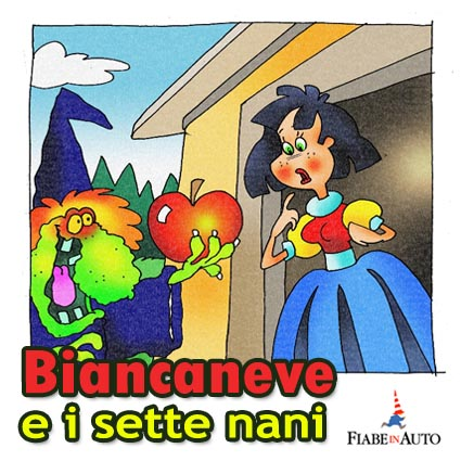 Biancaneve e i sette nani-0