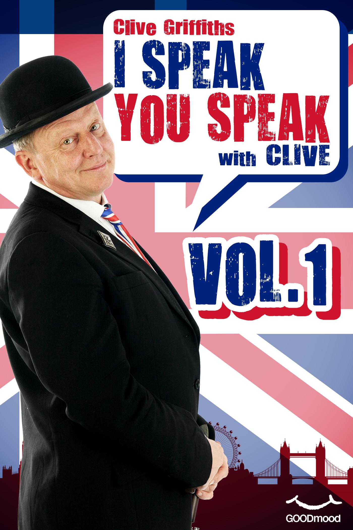 I Speak You Speak with Clive Vol. 1-0