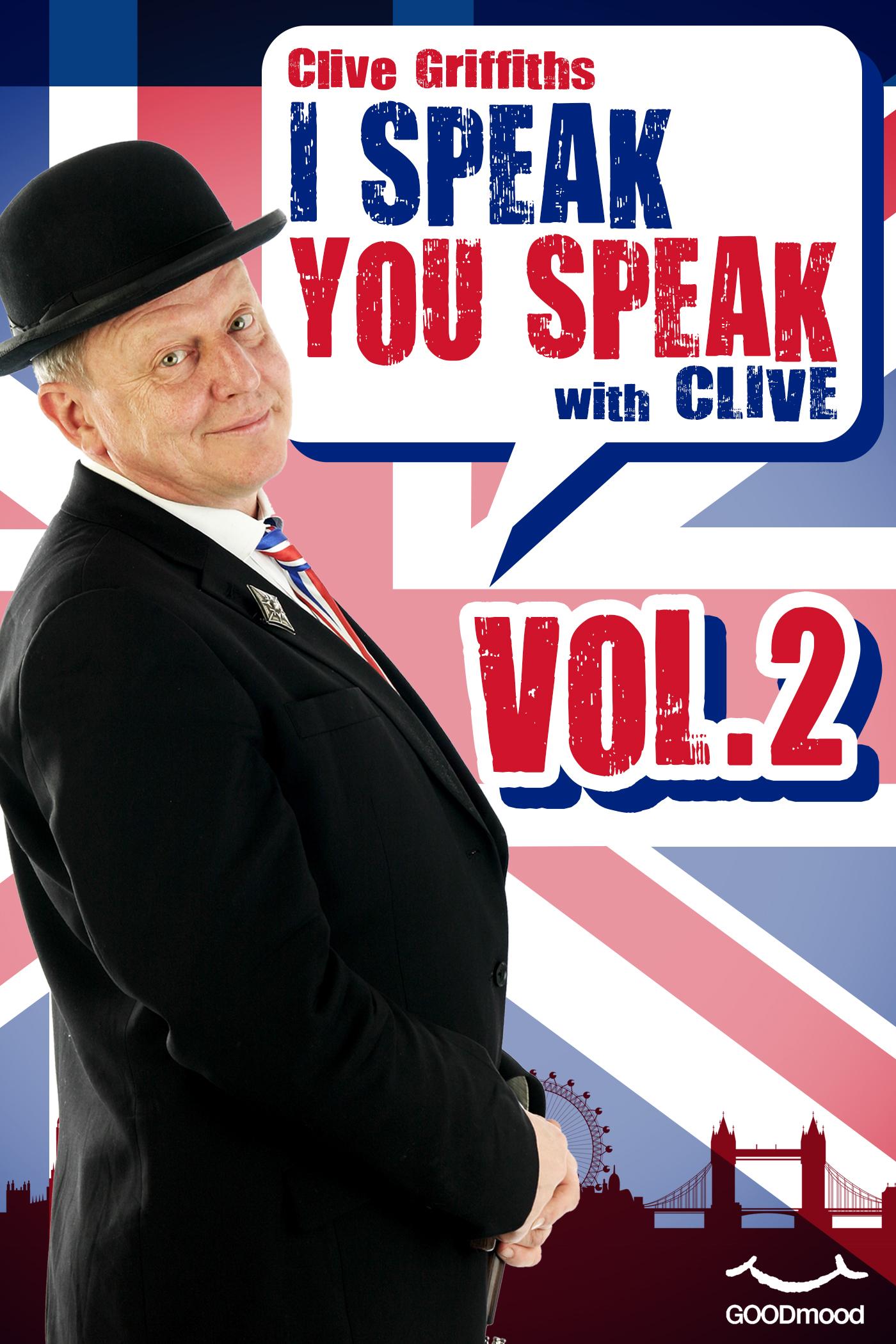 I Speak You Speak with Clive Vol. 2-0