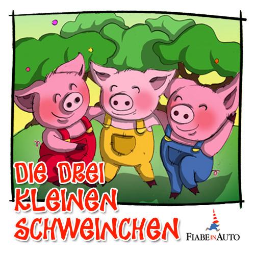 Die drei kleinen schweinchen-0