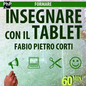 Insegnare con il tablet