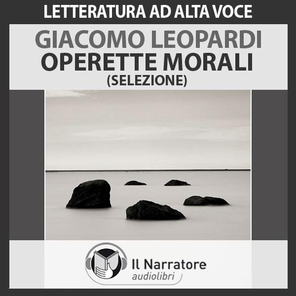 Operette morali (selezione)-0