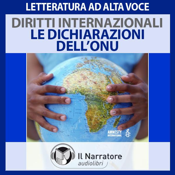 I Diritti Internazionali: le dichiarazioni dell'O.N.U.-0