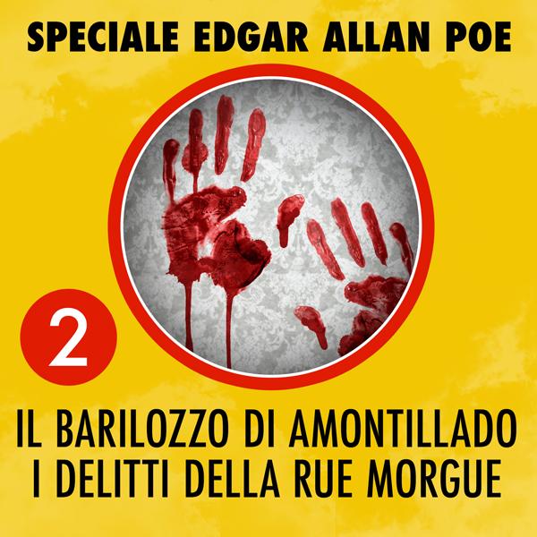 Speciale Edgar Allan Poe 2. -0