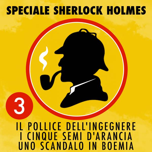 Speciale Sherlock Holmes 3.-0