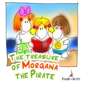The treasure of Morgana, the pirate