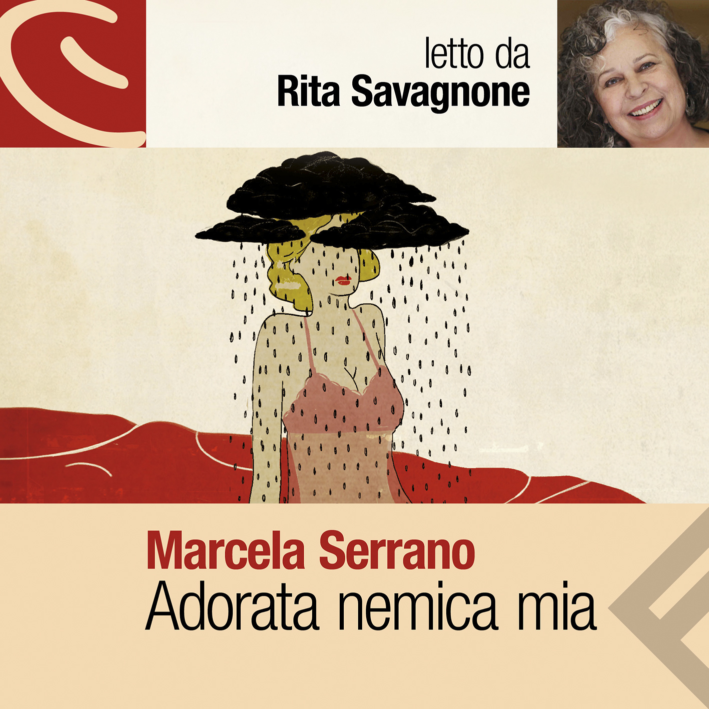 Adorata nemica mia letto da Rita Savagnone.-0
