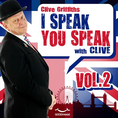 I speak you speak with Clive Vol.2-0
