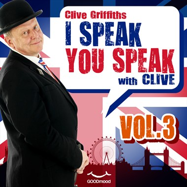 I speak you speak with Clive Vol.3-0