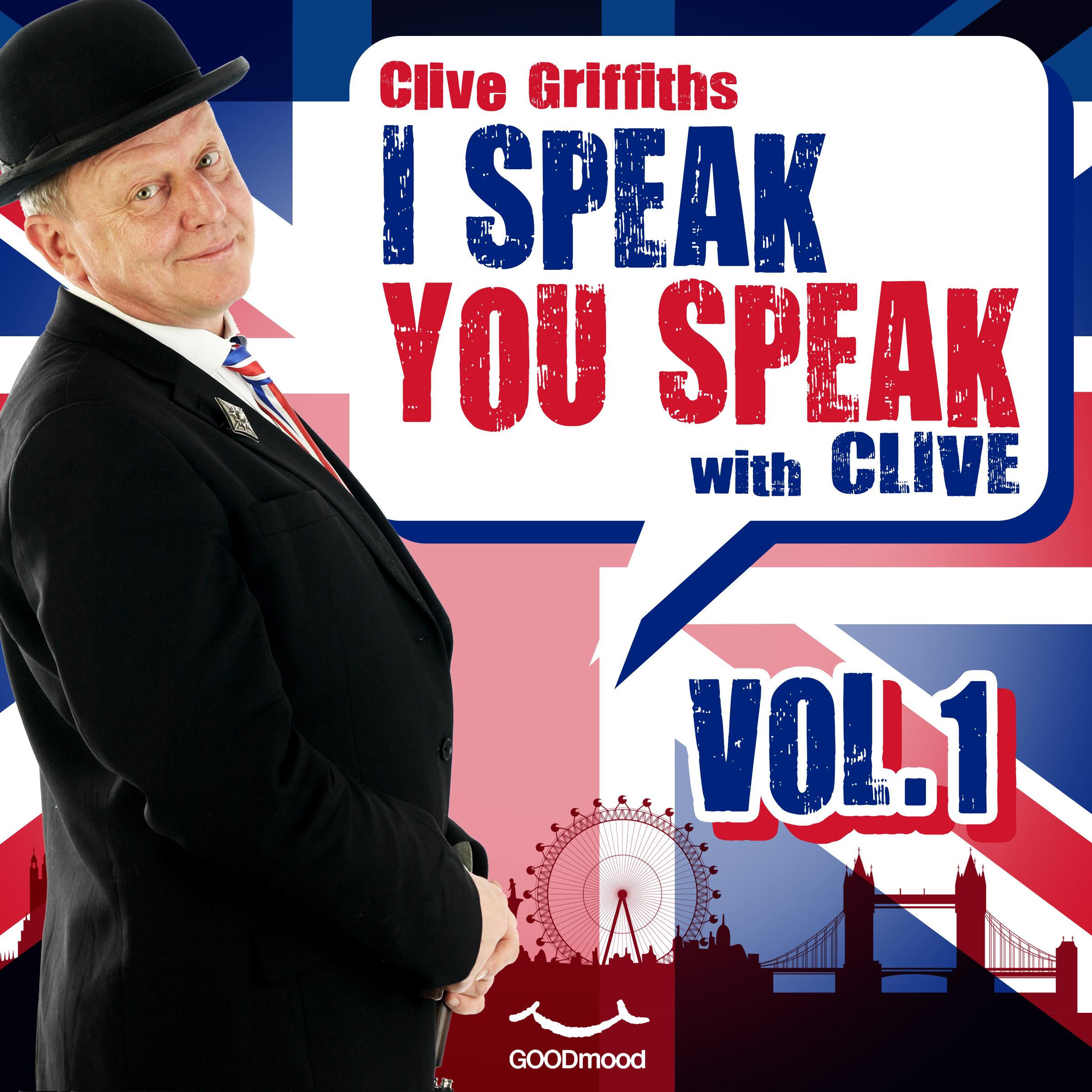 I speak you speak with Clive Vol.1-0
