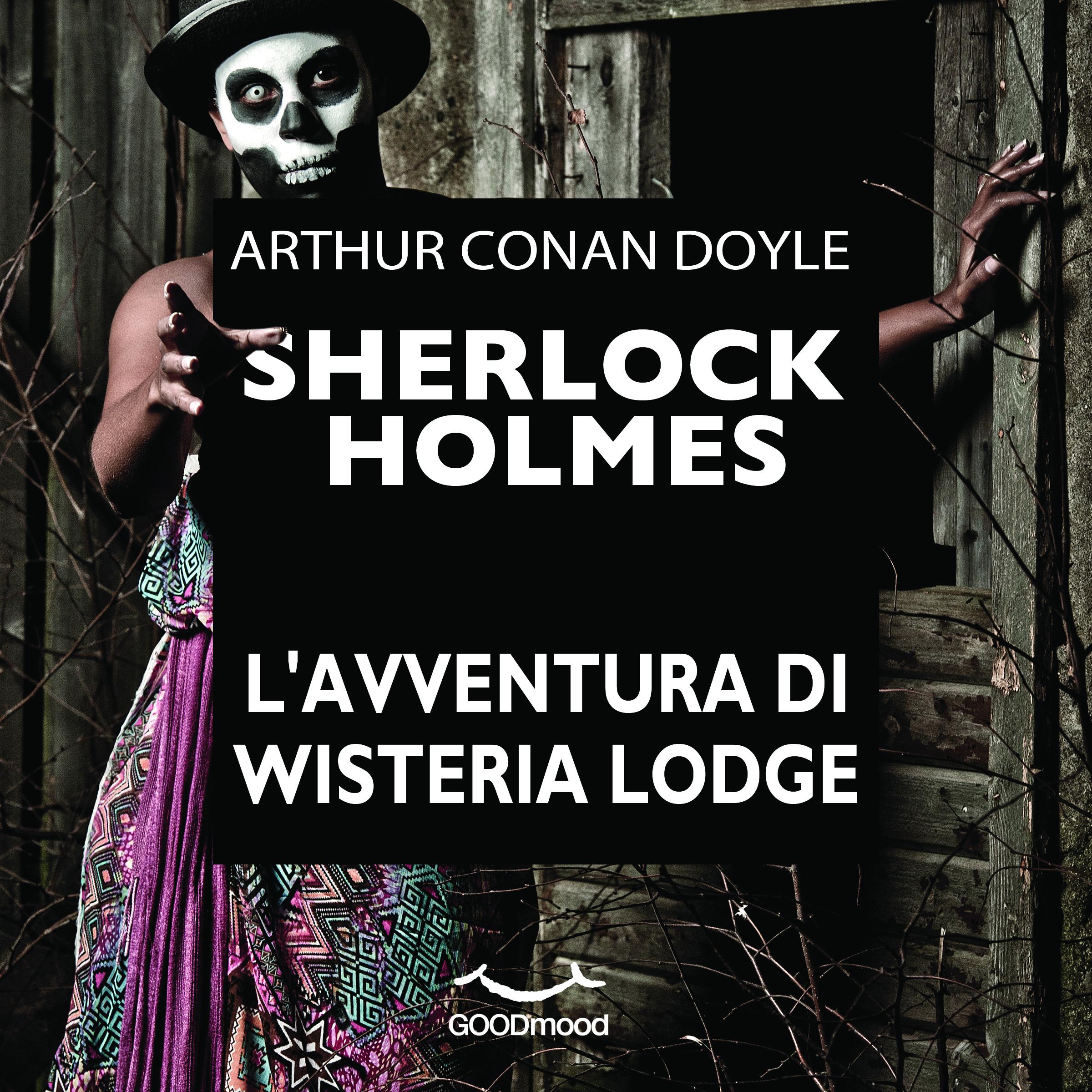 Sherlock Holmes: l'avventura di Wisteria Lodge-0