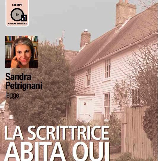 La scrittrice abita qui letto da Sandra Petrignani-0
