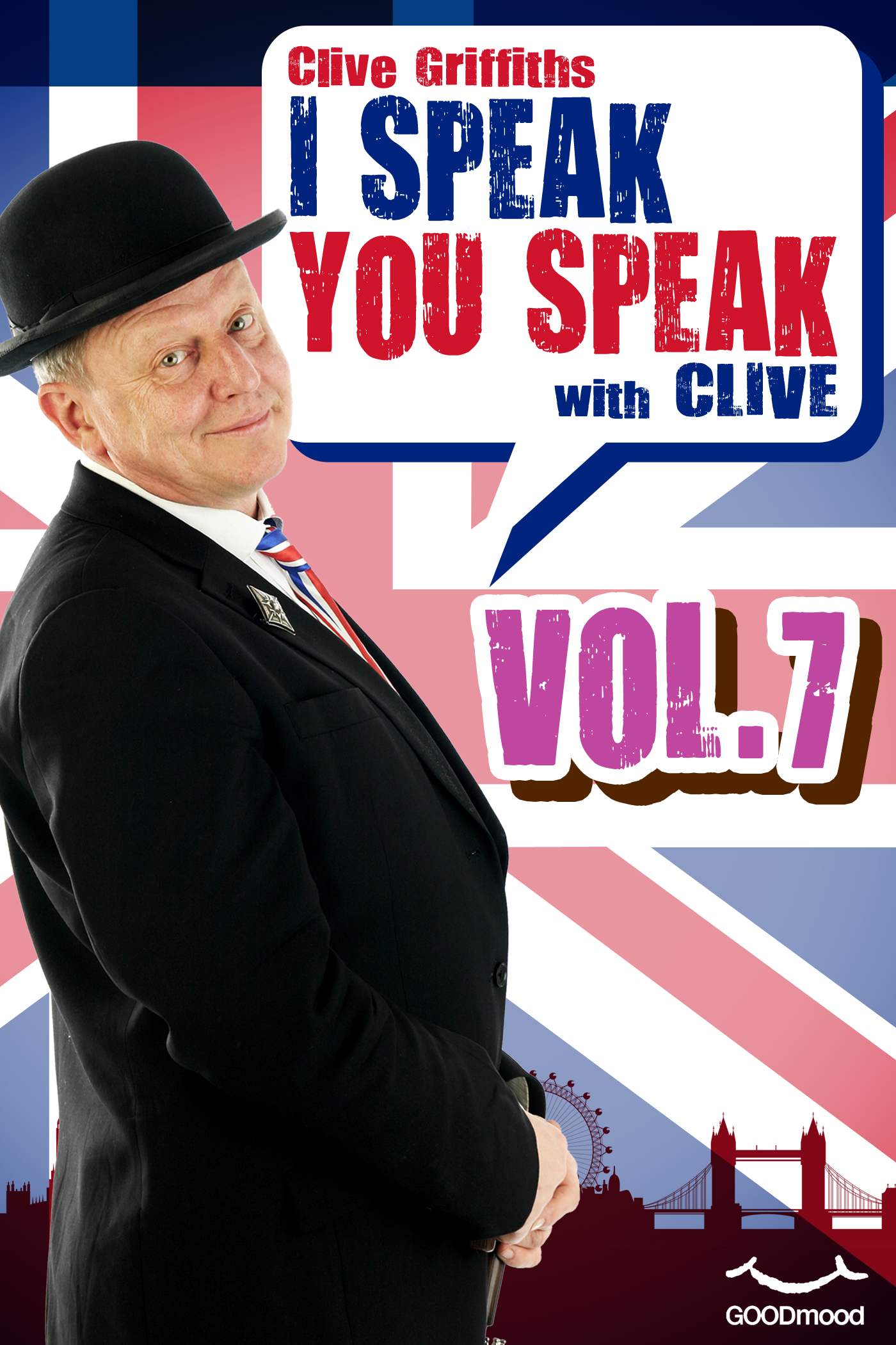 I speak you speak with Clive Vol.7-0