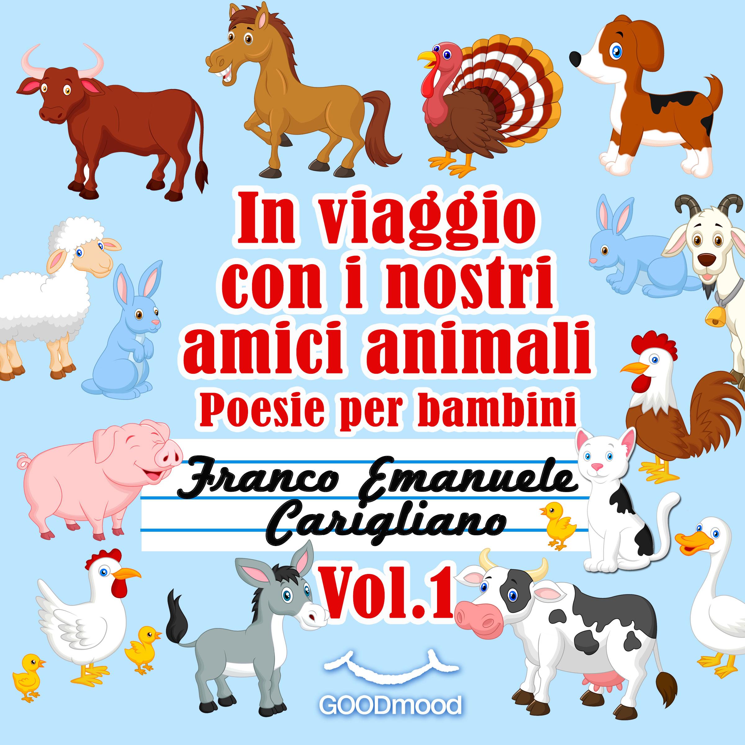 In viaggio con i nostri amici animali Vol.1-0