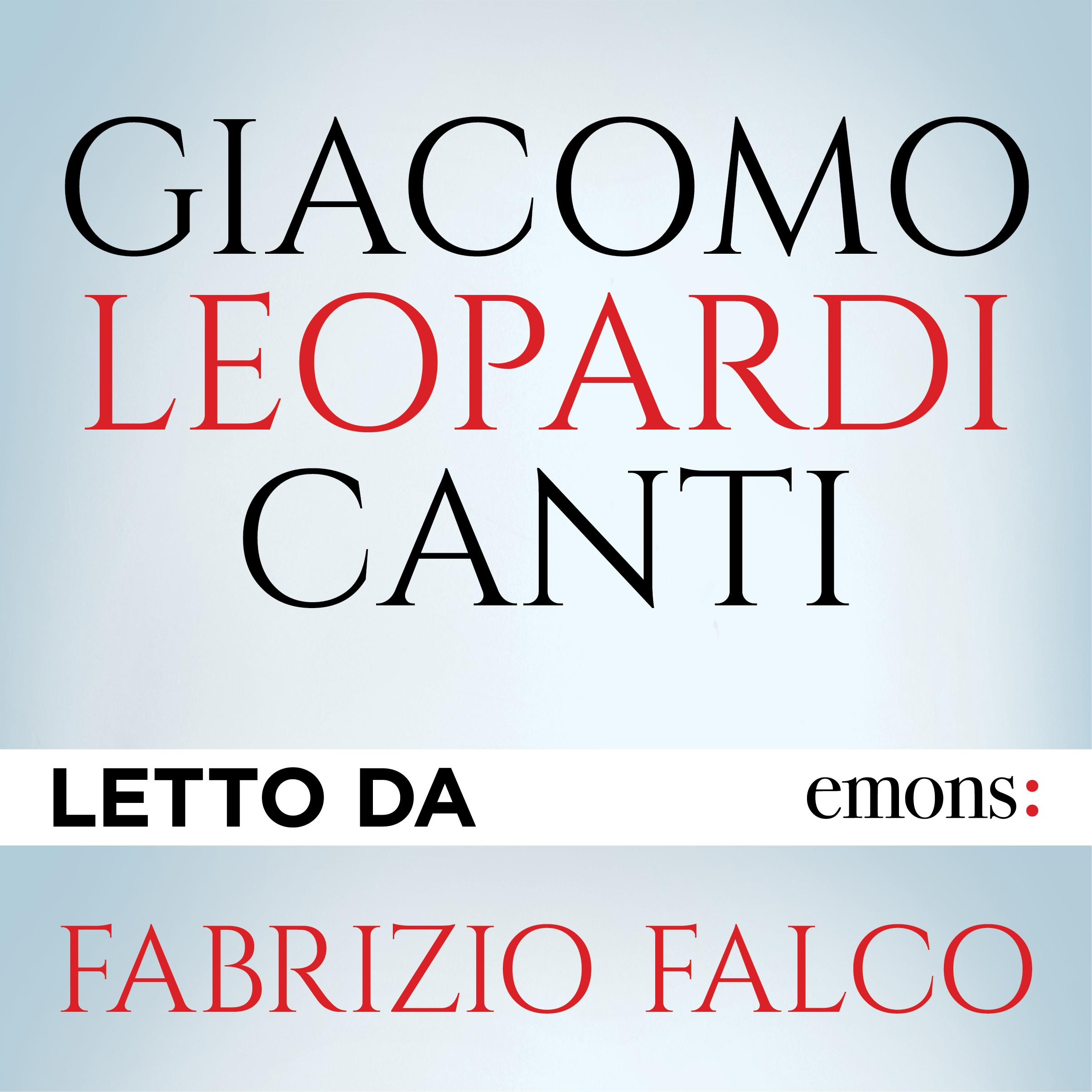 Giacomo Leopardi - Canti-0