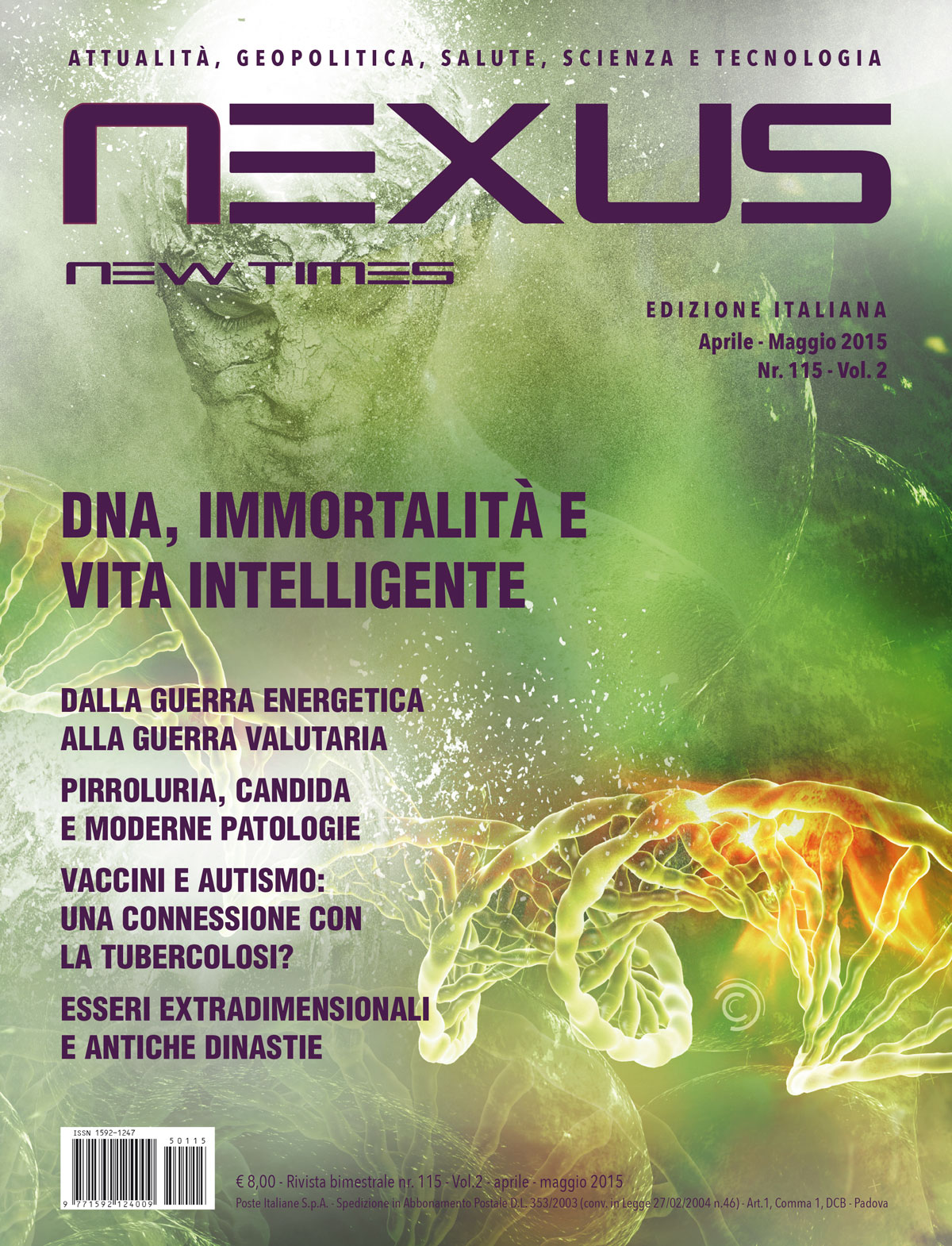 Nexus New Times 115-0