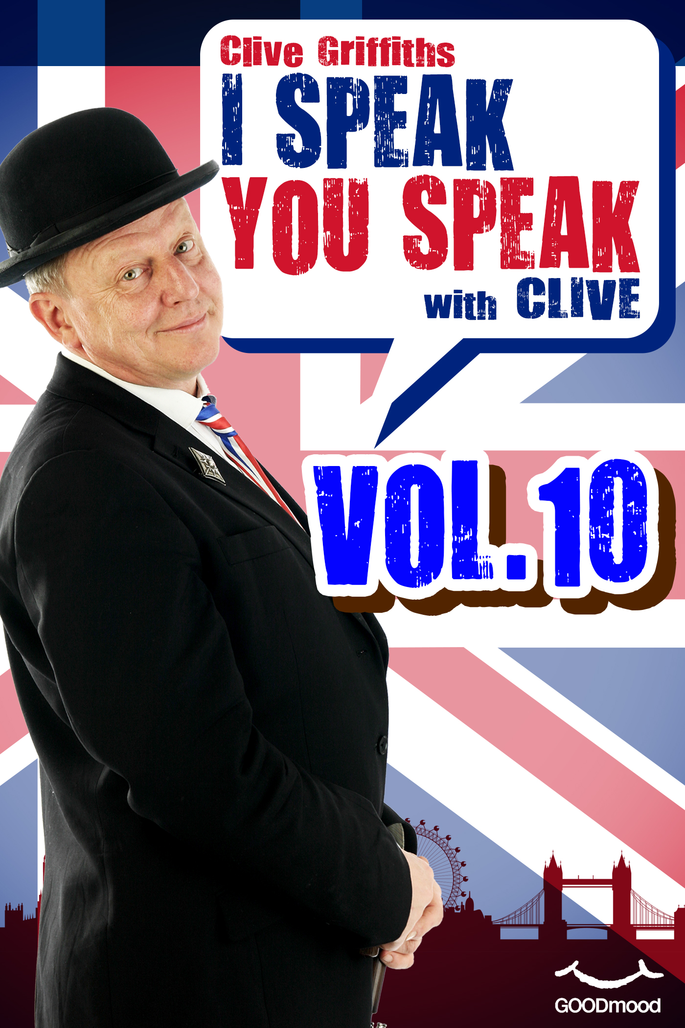 I speak you speak with Clive Vol.10-0