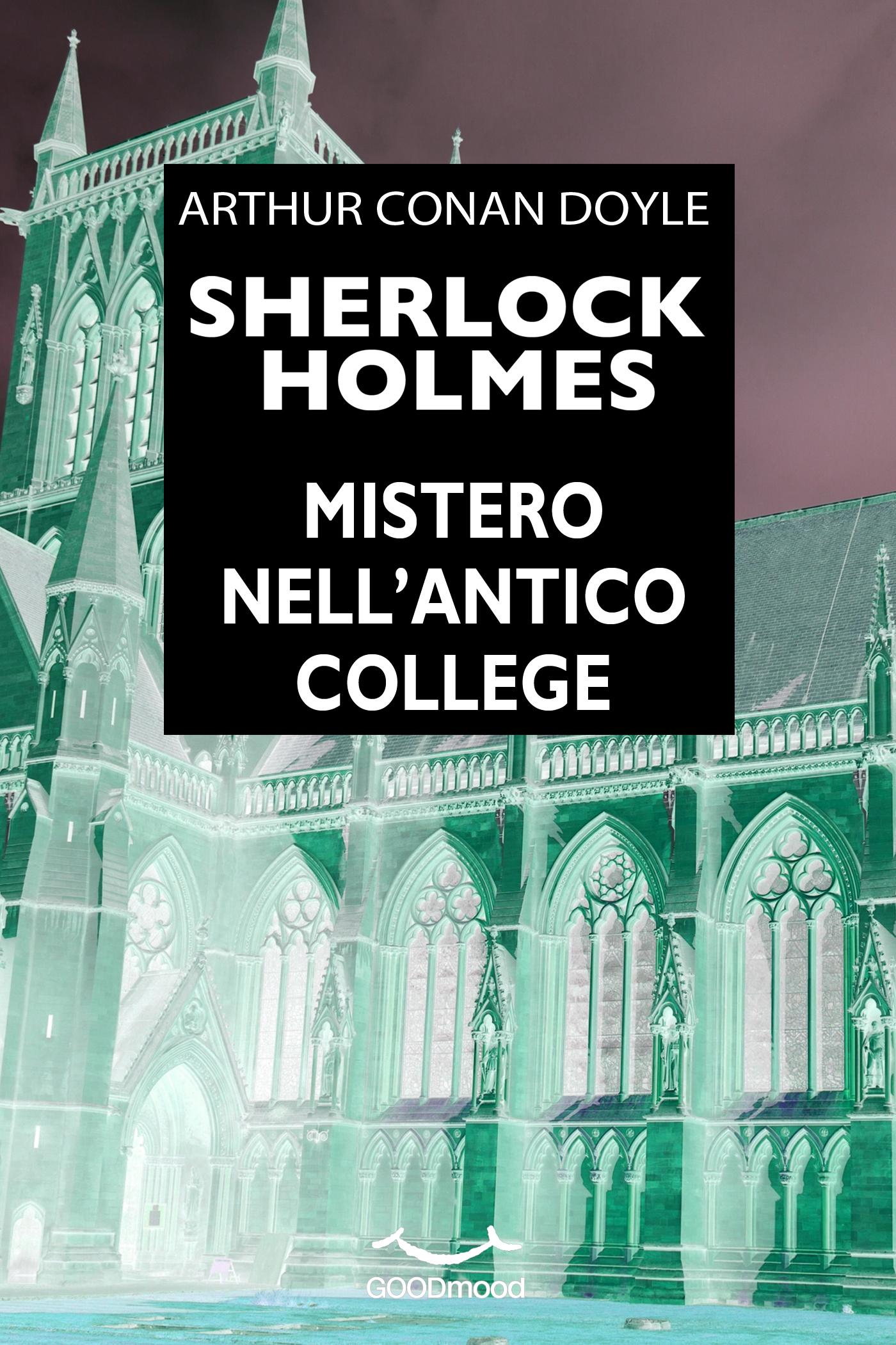 Sherlock Holmes - Mistero nell'antico college-0