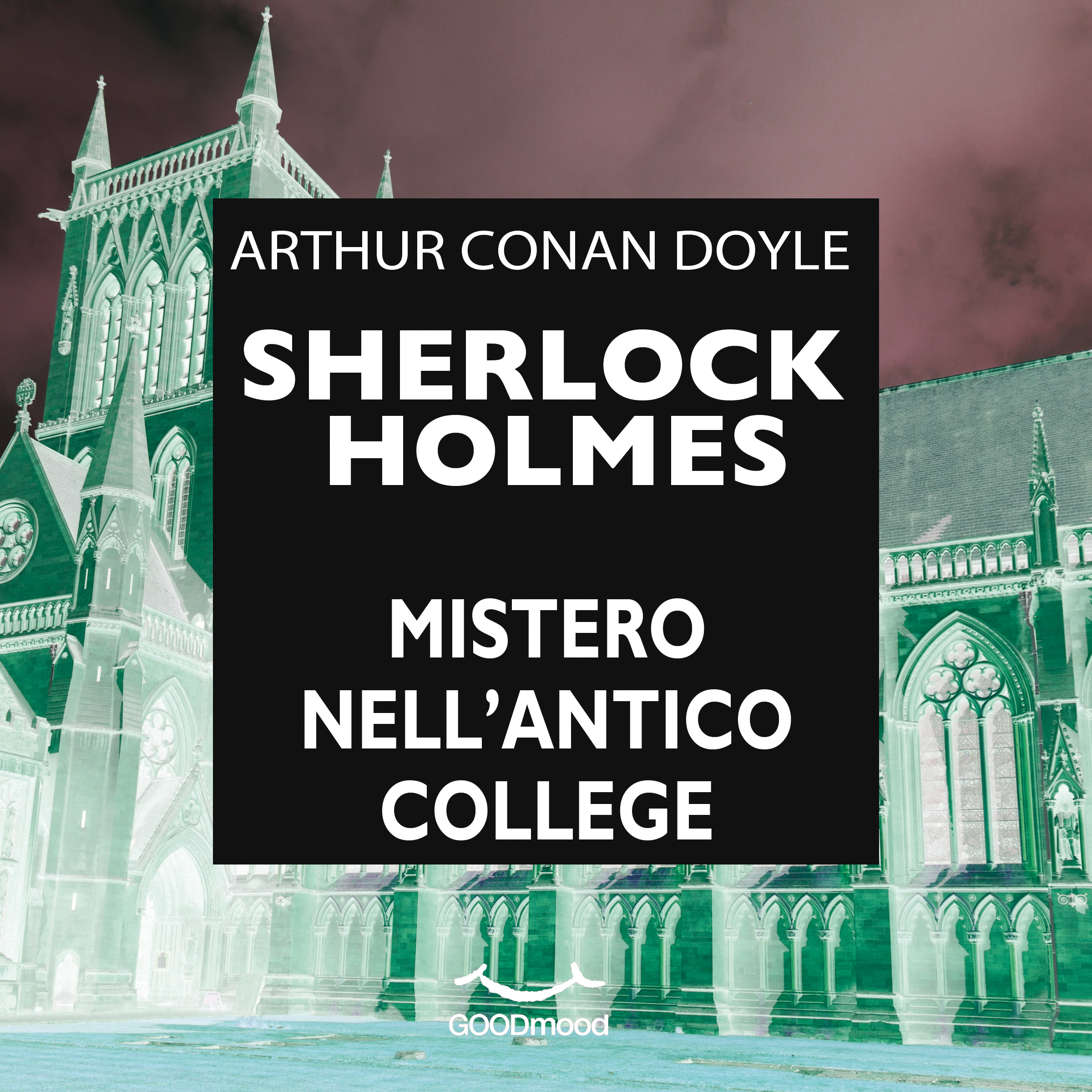 Sherlock Holmes Mistero nell'antico College-0