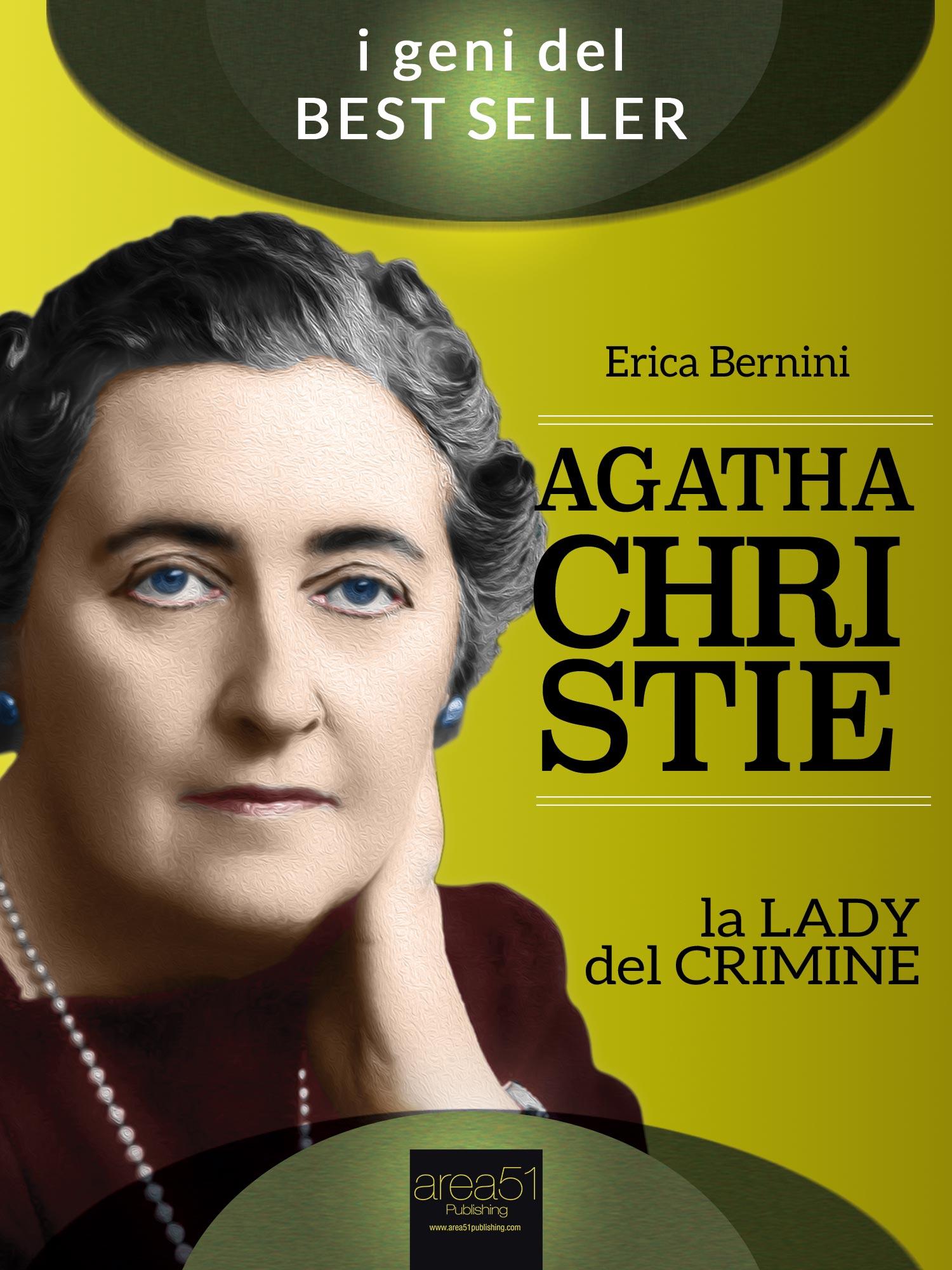 Agatha Christie. La lady del crimine-0
