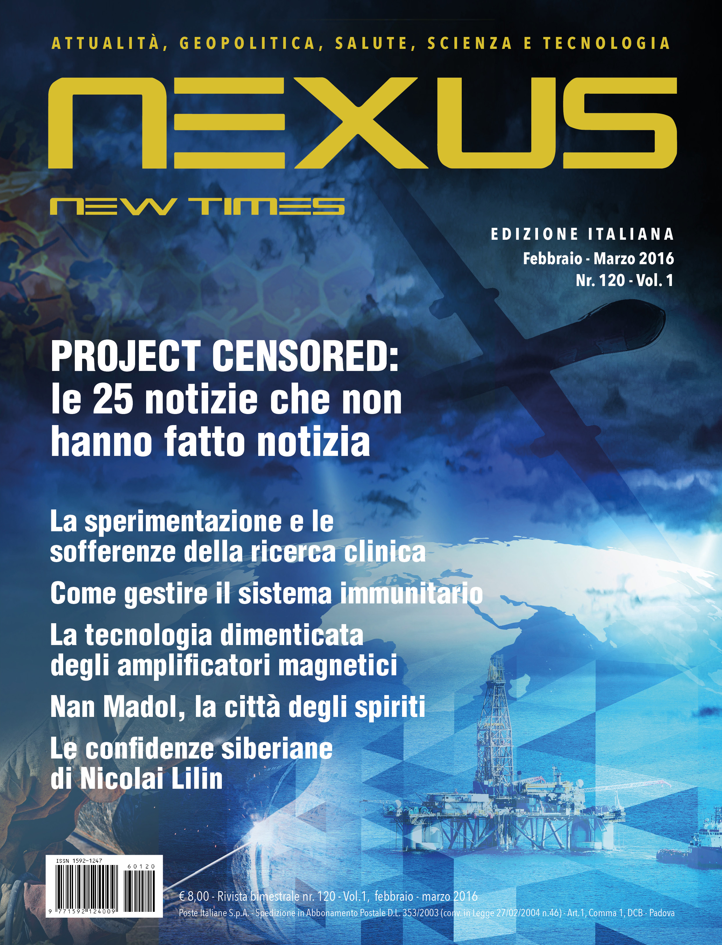 Nexus New Times 120-0