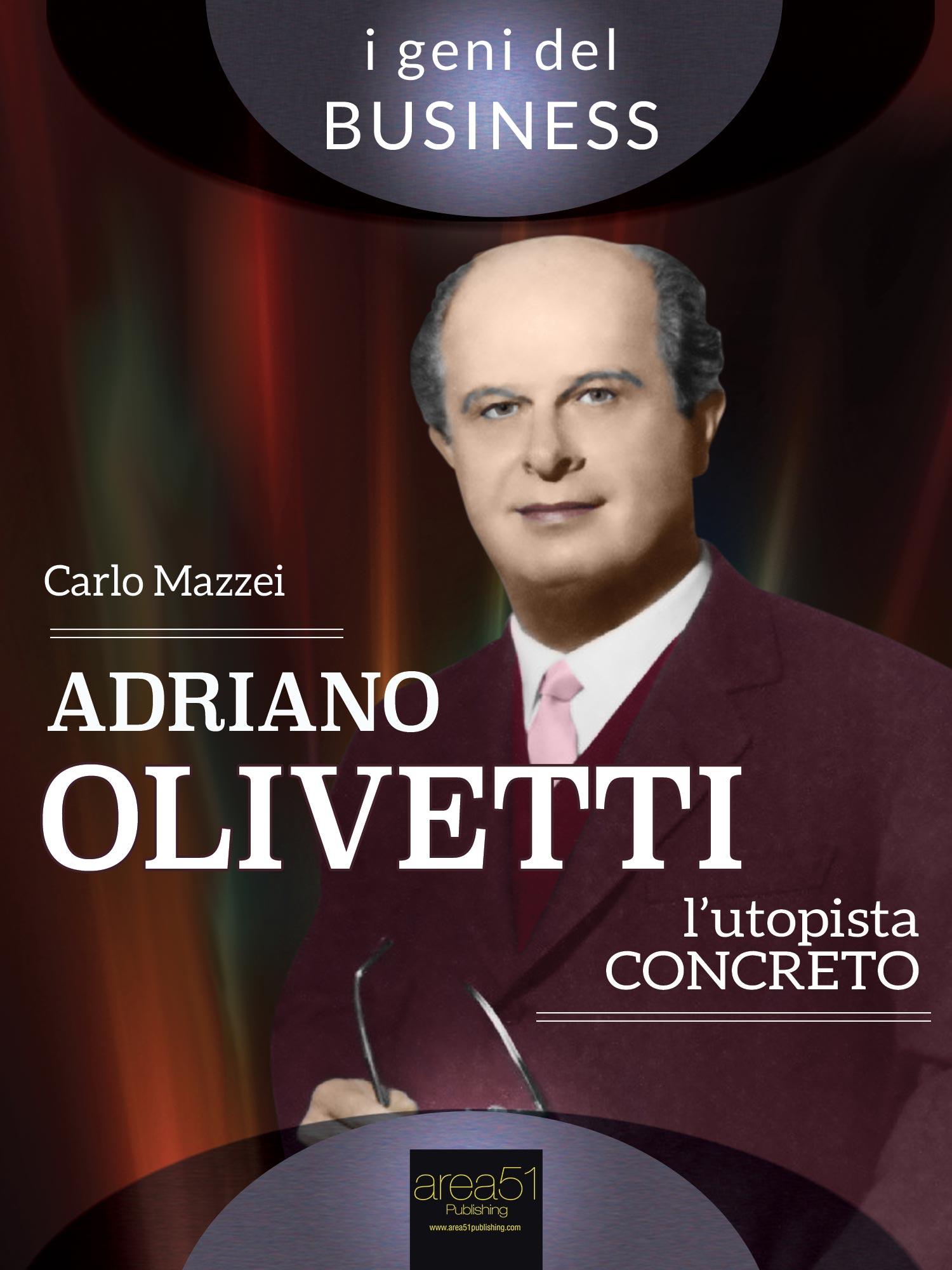 Adriano Olivetti.-0