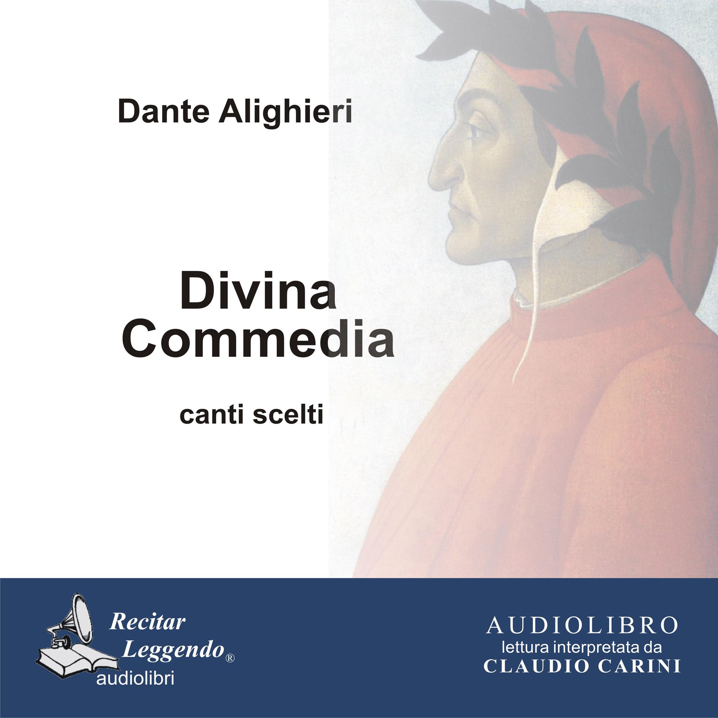 Divina Commedia, canti scelti-0
