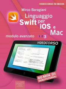 Linguaggio Swift per iOS e Mac 3