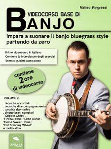 Videocorso base di banjo. Volume 2