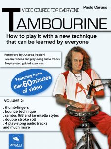 Tambourine. Video course for everyone - Volume 2